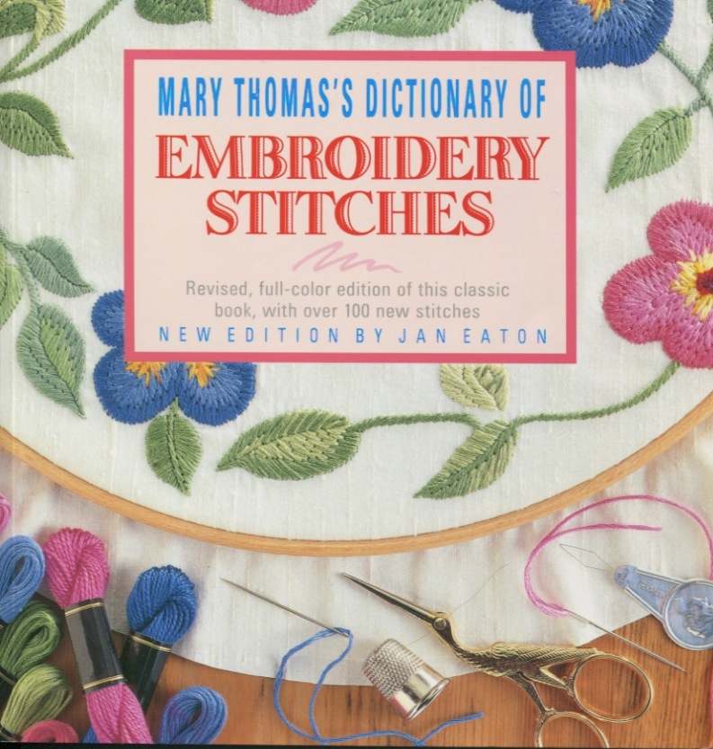 Marythomasembroiderystitches